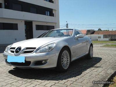 usado Mercedes SLK200 Cabrio