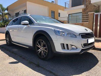 usado Peugeot 508 RXH 2.0HDI HYBRID4 – 200Cv