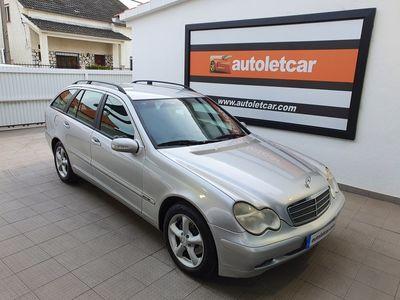 usado Mercedes C200 CDI Station Classic