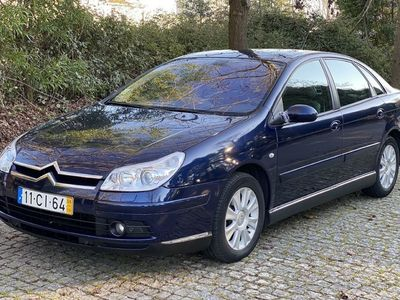 usado Citroën C5 1.6 HDI Exclusive Full Extras