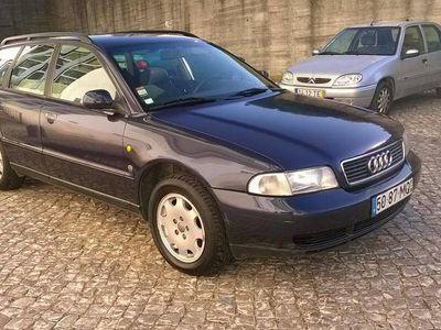 usado Audi A4 Avant 1.9 Tdi 110cv -