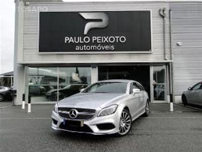 usado Mercedes CLS250 Shooting Brake ClasseCDi BE (204cv) (5p)