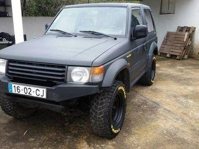 usado Mitsubishi Pajero 2500 gls