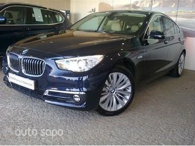 usado BMW 520 Série 5 serie 5 diesel gt d line luxury
