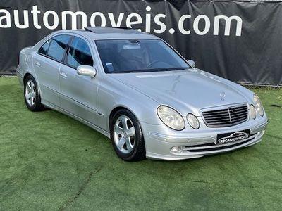 usado Mercedes E270 E270 CDI AVANTGARDE