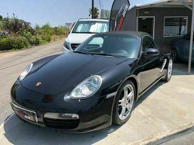 usado Porsche Boxster Nacional