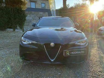 usado Alfa Romeo Giulia 2.2 160 cvs