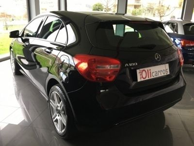 usado Mercedes A180 CDI NACIONAL 84000KM