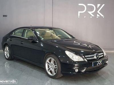 usado Mercedes CLS320 ClasseCDi AMG (224cv) (5p)