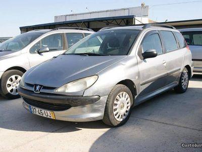 brugt Peugeot 206 1.1 SW LOOK