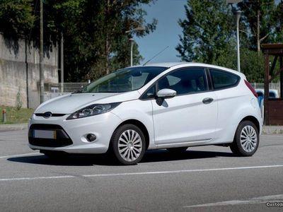 used Ford Fiesta Van 1.4TDCI Trend