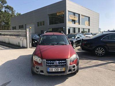 gebraucht Fiat Strada 1.3 multijet adventure 4 l