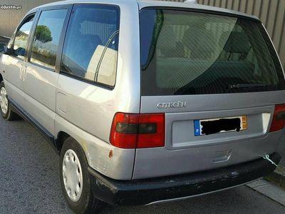 usado Citroën Evasion ( 8-lugares ) com A/C - 96