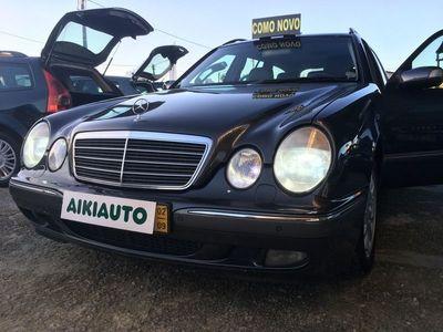 usado Mercedes E220 CDI ELEGANCE FULL EXTRAS