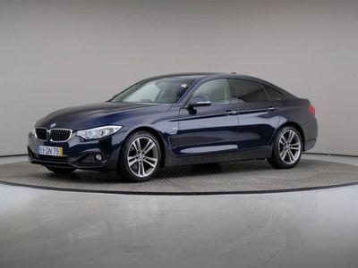 usado BMW 420 Gran Coupé 4 Serie d Line Sport