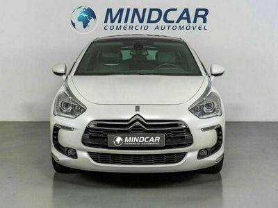 usado Citroën DS5 2.0HDI HYBRID 4 AUTO SPORT CHIC NAVI
