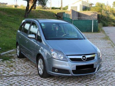 brugt Opel Zafira Enjoy