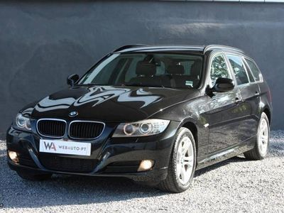 usado BMW 318 d (Xenon Pele GPS)