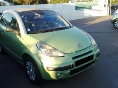 usado Citroën C3 Pluriel 1.4i
