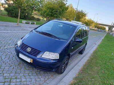 usado VW Sharan 1.9Tdi 115cv
