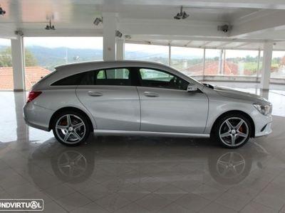 brugt Mercedes CLA200 ClasseCDi (136cv) (5p)