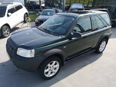 usado Land Rover Freelander 2.0 100 CV