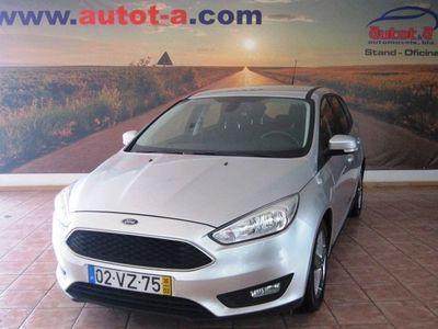 usado Ford Focus SW 1.5 TDCI ECONETIC BUSINESS NAV.