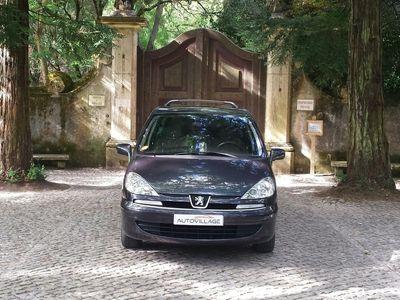 usado Peugeot 807 Navteq