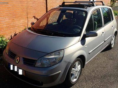 usado Renault Scénic 120cv cx.6V -