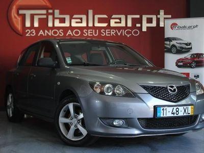 usado Mazda 3 1.6D Exclusive