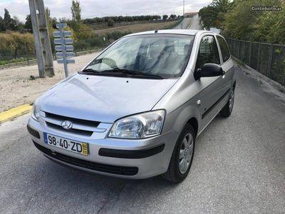 usado Hyundai Getz 1 dona 117.000kms