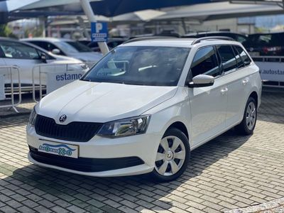 usado Skoda Fabia Break 1.2 TSI Active DSG