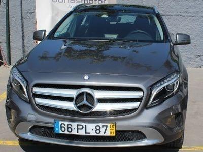 usado Mercedes GLA200 CDI URBAN