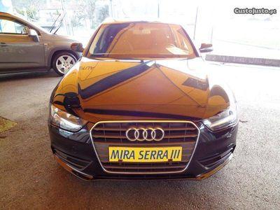 brugt Audi A4 Avant 2.0 Tdi 150Cv