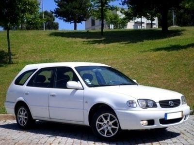 usado Toyota Corolla Wagon 1.4