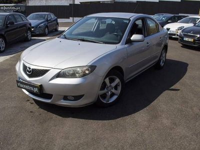 brugt Mazda 3 CS 1.6 MZ-CD SPORT