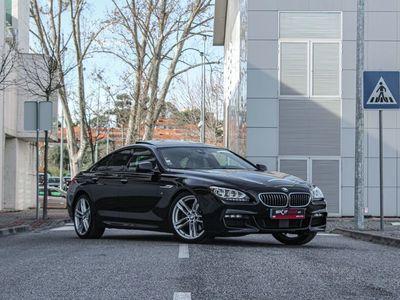 usado BMW 640 Gran Coupé Pack M Nacional Full Extras