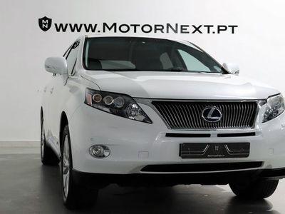 usado Lexus RX450h Hybrid