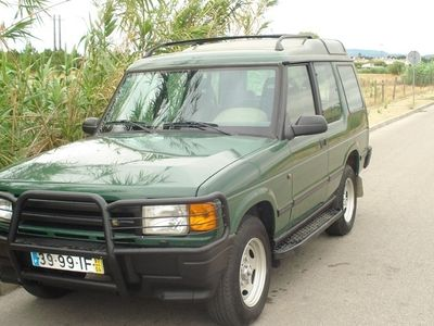 usado Land Rover Discovery 300 2.5 TDI NACIONAL 4 X 4