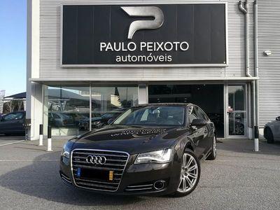 usado Audi A8 3.0 TDi V6 quattro Clean Diesel Exclusive (250cv) (4p)