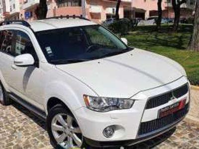 usado Mitsubishi Outlander 2.2 DI-D INTENSE GPS+CAMARA+XENON