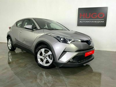 usado Toyota C-HR 1.8 HSD Confort + Pack Style