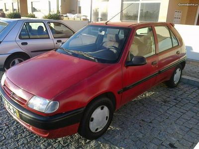 usado Citroën Saxo 1.1,DA, AC, VE -