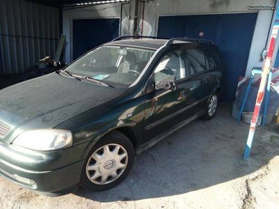 usado Opel Astra 1.4 completo/peças
