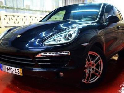 usado Porsche Cayenne FASE II