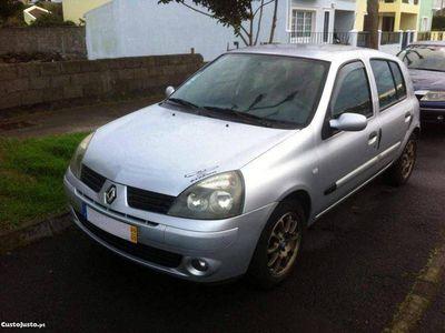 usado Renault Clio 1.2cc 16v -