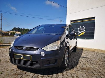 usado Ford S-MAX TITANIUM