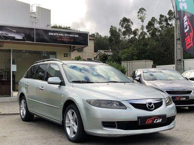 usado Mazda 6 2.0 MZR-CD Sport