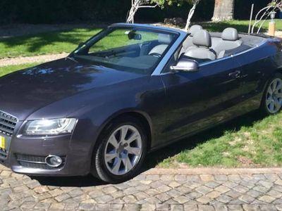 usado Audi A5 Cabriolet