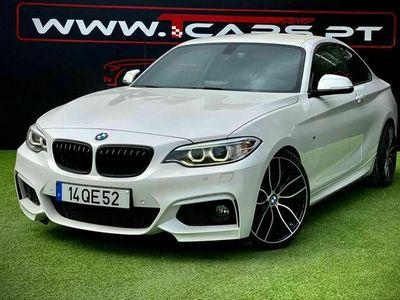 usado BMW 218 PACK M